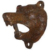Bear Grizzly Head Opener 9x7cm