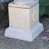 Plinth Ex Large 45cm White - RRP600.00