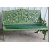 Nasturtium Bench Cad Green