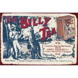 Billy Tea Sign 35x26cm