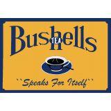 """Bushells """"Speaks for Itself"""" Tin Sign"""