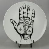Palmistry Plate 35cm