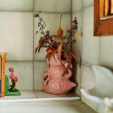 Flamingo Vase 3stacker 22cm