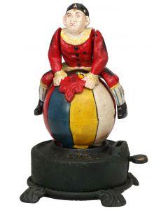Clown On Ball Bank 24cm