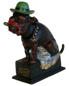 Cigar Bull Dog