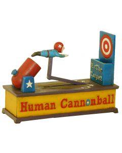 Human Cannonball Bank