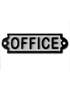 Office Sign 17 x 5cm