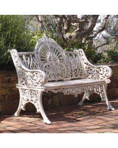 Lotus Bench White - RRP2,033.00