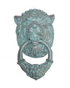 Lion Doorknocker 32cm 3kg