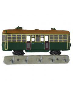 Melbourne Tram Key Rack 16cm