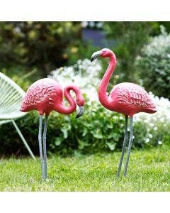 Flamingo Pair - RRP400.00